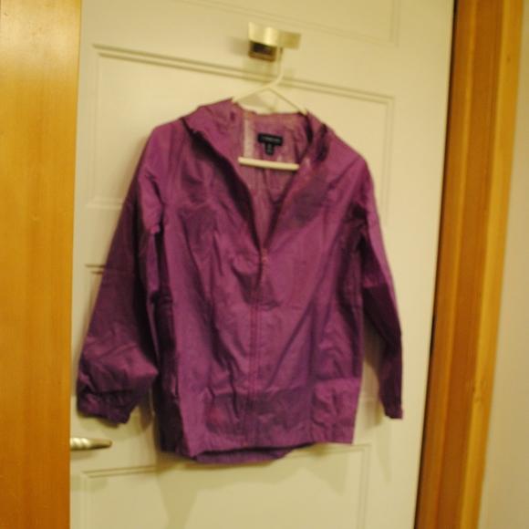 Lands' End Jackets & Blazers - 116. rain jacket